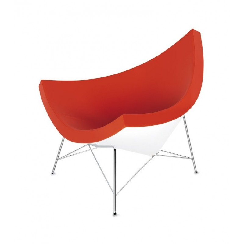 Chaise Panton rouge