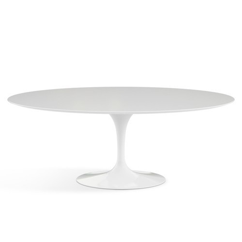 table ovale knoll